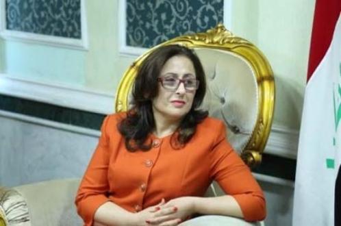 هجوم مسلح يستهدف منزل وزيرة الاعمار والاسكان العراقية